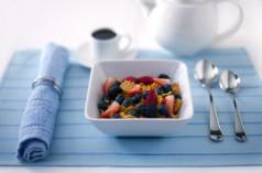 Vzorový jídelníček pro hubnutí