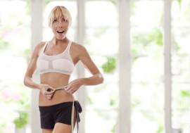 Hubnutí s odtučňovací dietou
