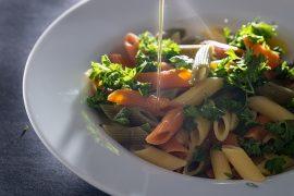 Těstoviny v dietě