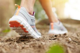 Zlepšete svou fyzičku tím nejlepším způsobem - rychlou chůzí