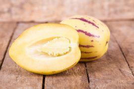 Pepino - chutné exotické melounky, které stojí za vyzkoušení