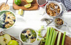 Tipy na zdravé a jednoduché snídaně bez obsahu pečiva