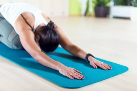 Jak se zbavit počátečních příznaků nachlazení? Přeci cvičením!