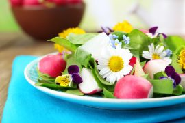 Nejlepší jedlé květy a jejich pozitivní účinky na lidské zdraví
