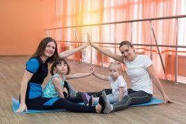 Fitness program fitmami šitý na míru všem maminkám
