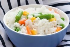 Hubnutí s rýží