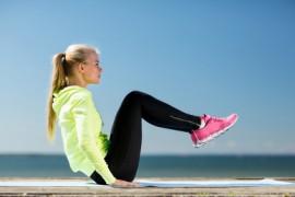 Jak cvičit v horkém počasí?