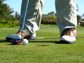 Golf a spalování kalorií