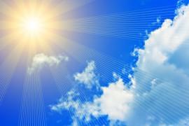Hubnutí pomocí slunce
