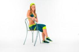 Jak cvičit doma se židlí?
