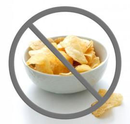 Nevhodné potraviny při hubnutí