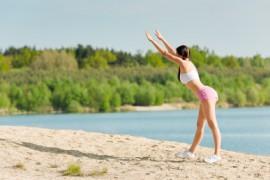 Cítit se a být fit na dovolené