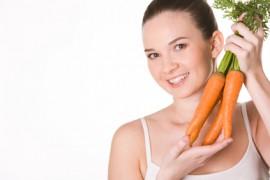Jezte mrkve, zlepší se vám zrak a sníží se vám hmotnost