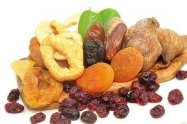 Silná imunita i v zimě, a to díky sušenému ovoci.