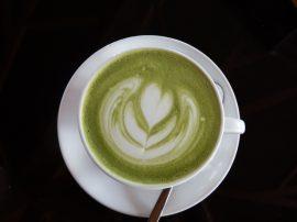 Nižší váha a větší síla díky Matcha tea