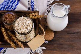 Domácí rostlinné mléko pro pevné zdraví