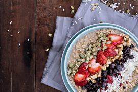 Jaký typem snídaně se zahřát v zimních měsících?