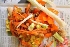 Jak efektivně naložit se zbylým ovocem a zeleninou?