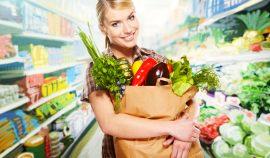 Potraviny v přirozené podobě pro zdravé a štíhlé tělo