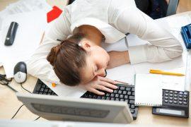 Nenechte se dohnat únavou, zakročte včas těmi správnými doplňky stravy