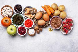 Správná funkce štítné žlázy a potraviny, které ji ovlivňují