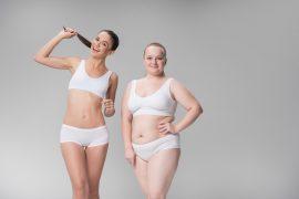 Rozdíly ve shazování kilogramů u štíhlých a obézních lidí