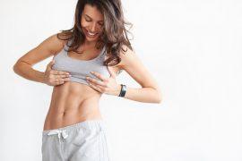 Jednoduchá, základní pravidla pro viditelné břišní svaly