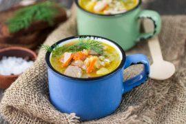 Zima: Seznam doporučených jídel + recepty pro inspiraci