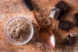 Kakao a karob, nutriční složení a význam ve zdravém jídelníčku